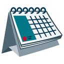 Icon Kalender drucken lassen