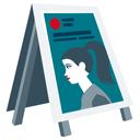 Icon Plakat drucken lassen
