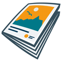 Icon Vereinszeitung drucken lassen